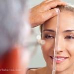 بررسی بینی برای جراحی بینی