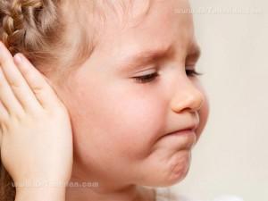 گرفتگی گوش
