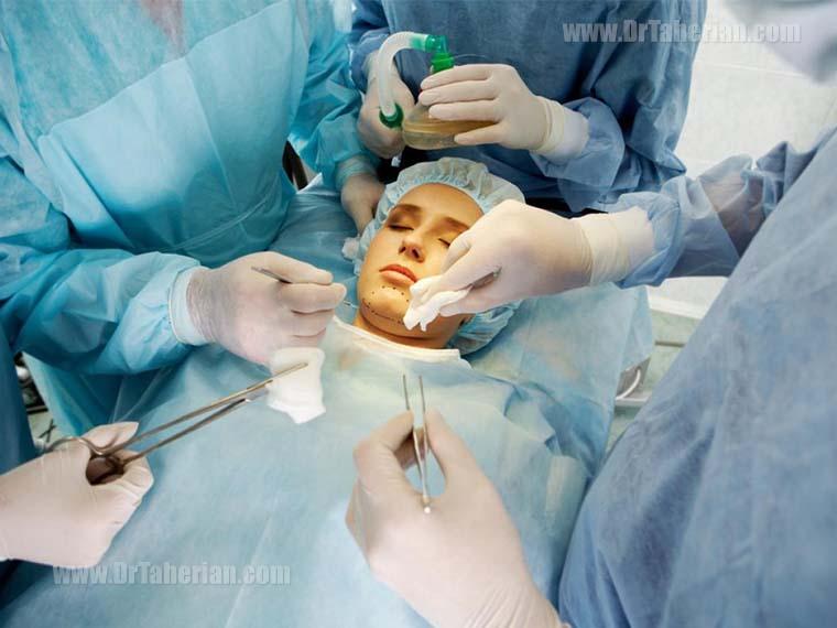 تکنیک های جراحی بینی مدرن
