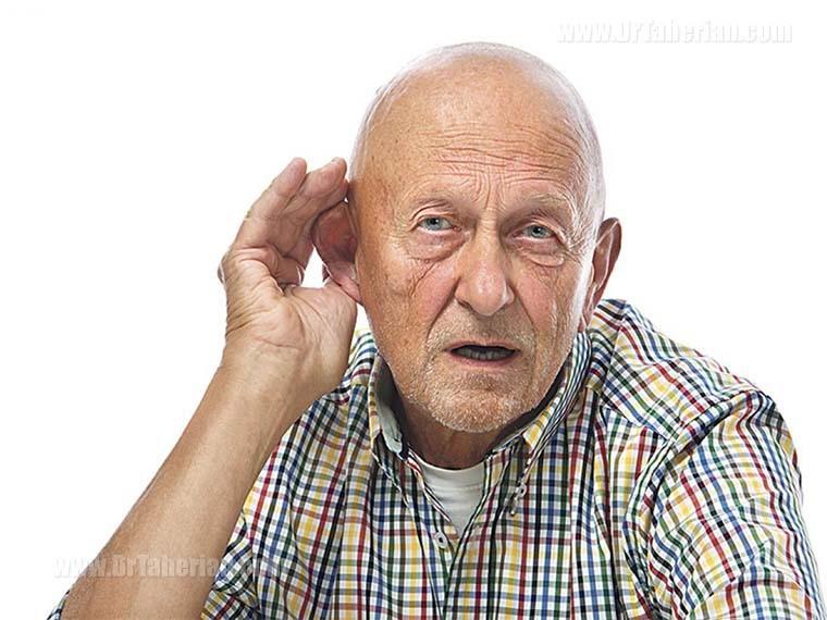 پیرگوشی یا افت شنوایی بر اثر کهولت سن
