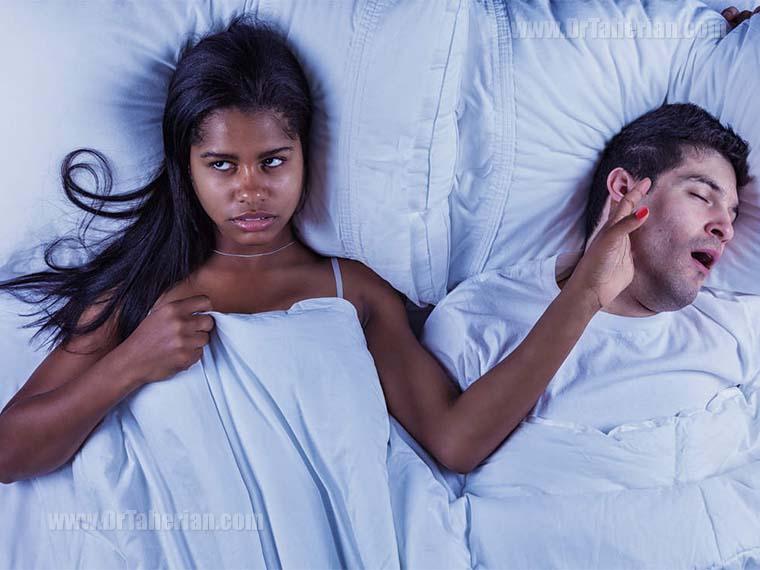 آپنه خواب و خستگی صبحگاهی