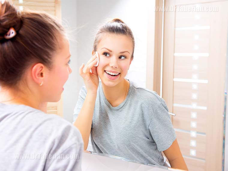 مراقبت از پوست بعد از جراحی بینی