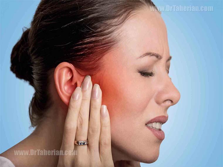 علائم فشردگی موم گوش