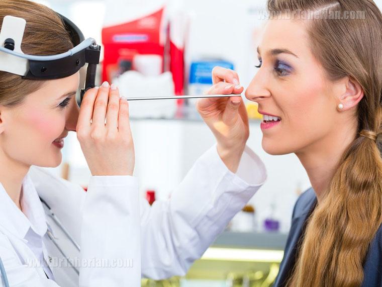 هزینه جراحی بینی استخوانی