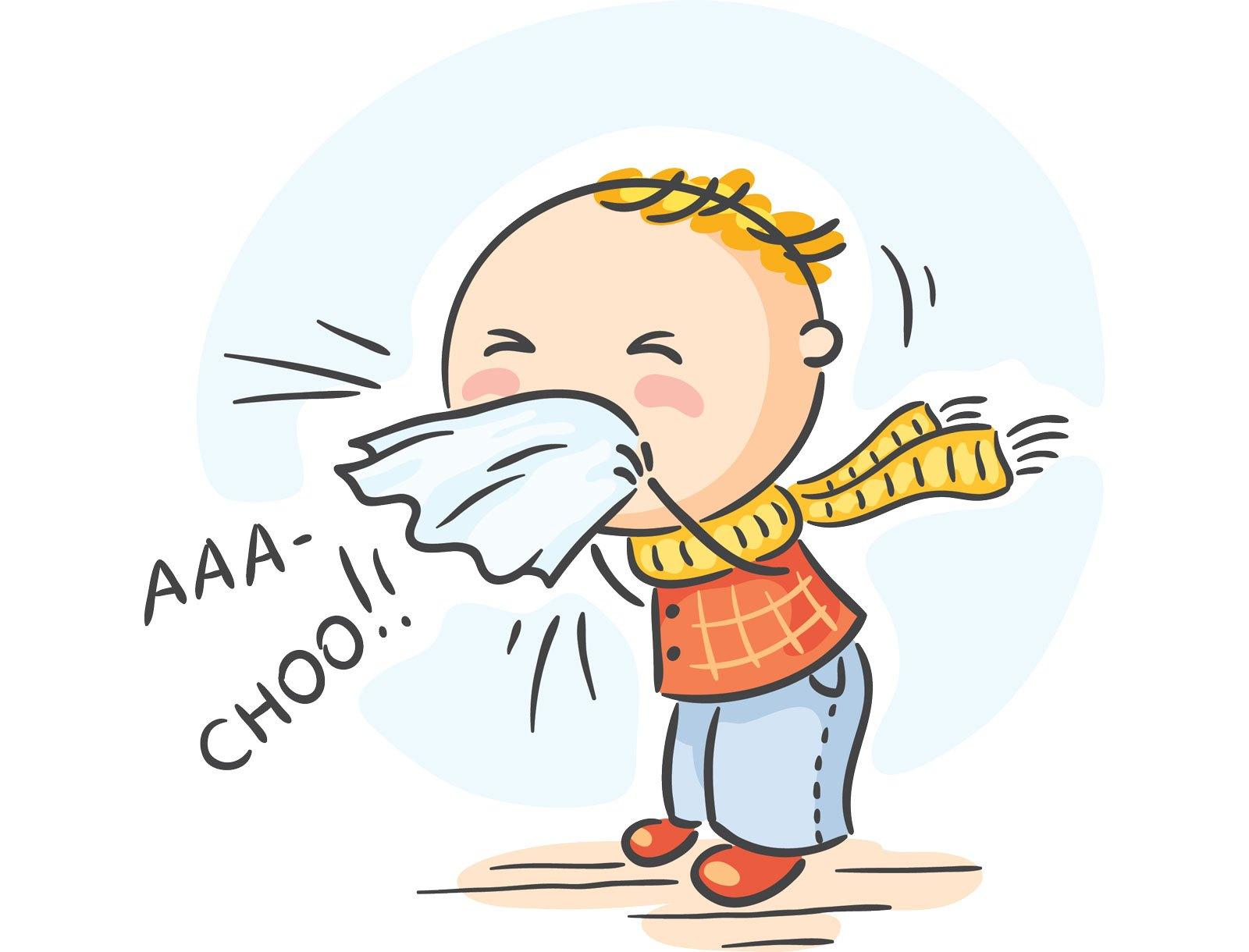 آلرژی و حساسیت های فصلی