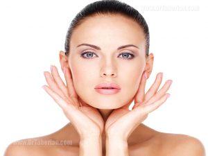 توازن چهره بعد از عمل بینی