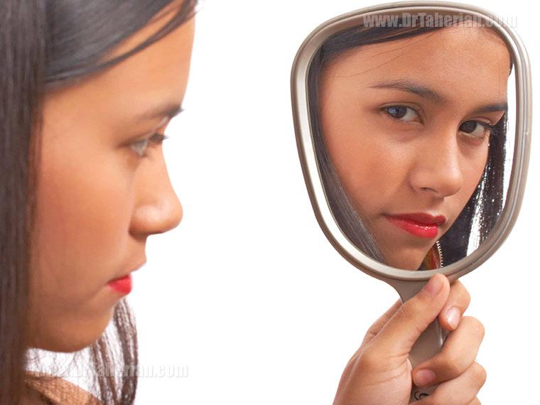 معایب جراحی بینی در سن پایین