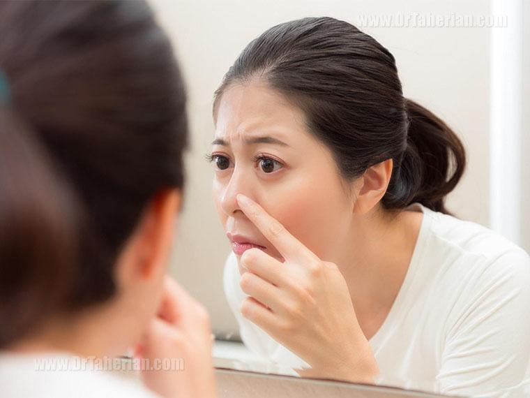 نارضایتی از نتیجه جراحی بینی