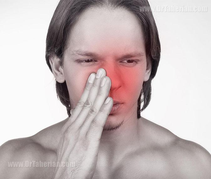 عفونت بینی پس از جراحی