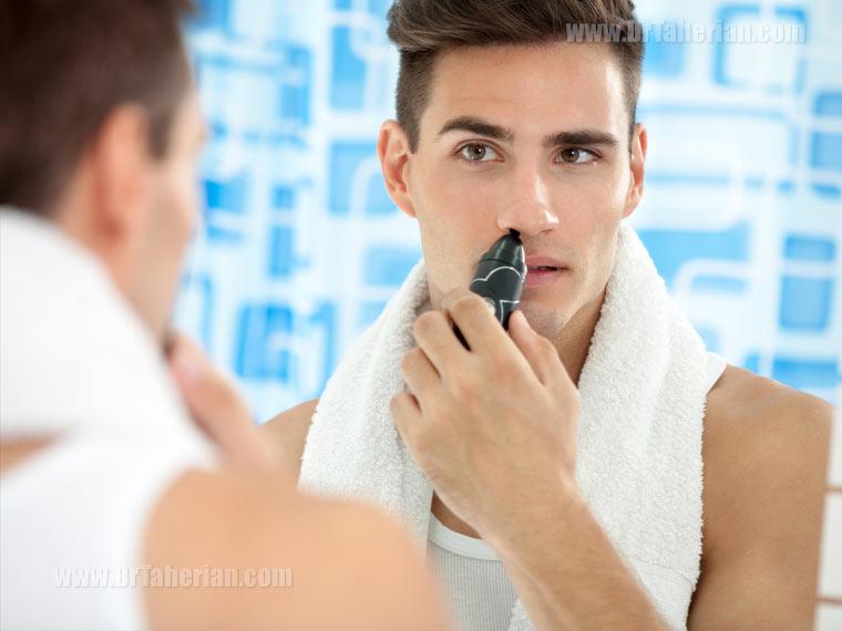 اصلاح موی بینی