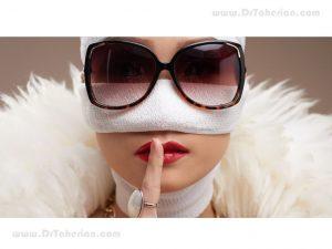 Botched nose job